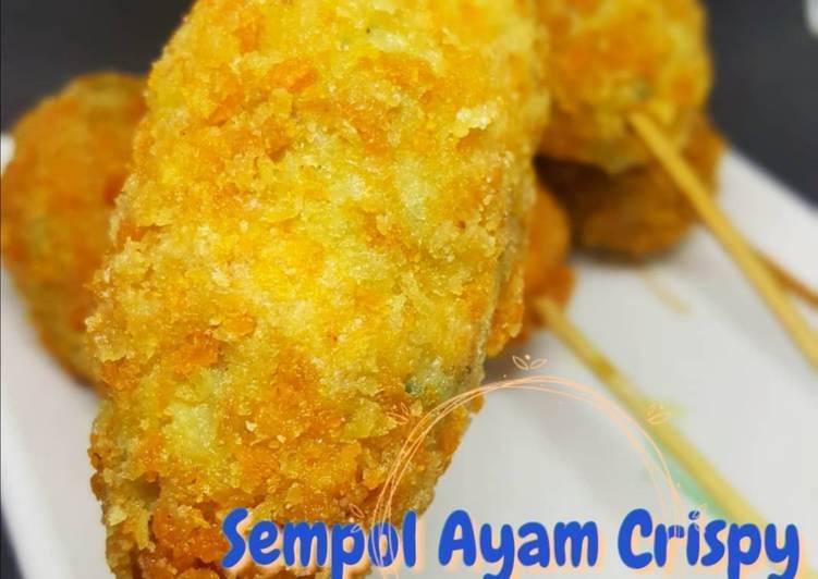 Sempol Ayam Crispy