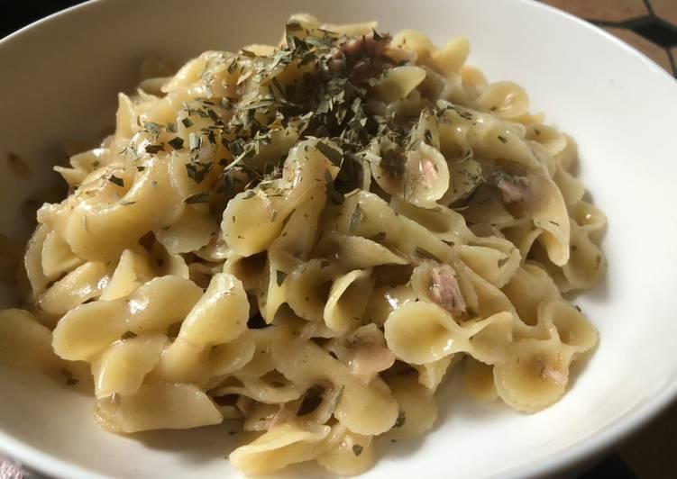 Recipe of Any-night-of-the-week Tuna & Tarragon Pasta