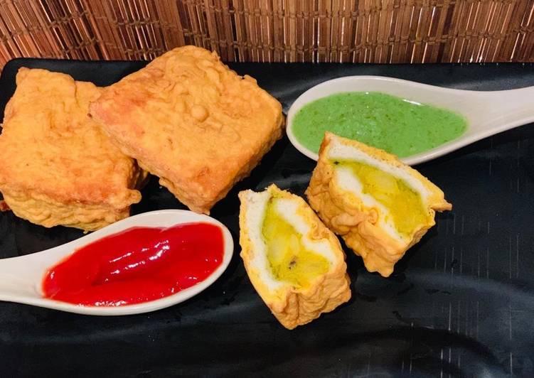 Recipe of Favorite Bread pakora