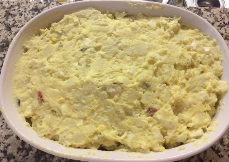 Grandma's Southern Potato Salad
