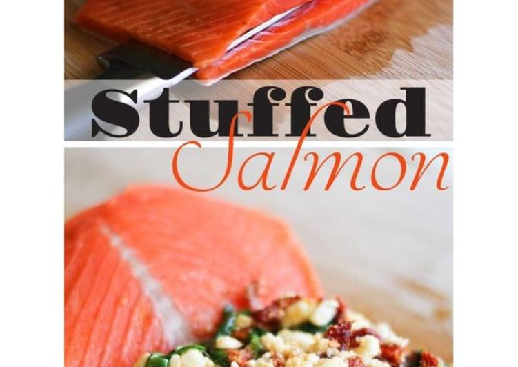 Step-by-Step Guide to Prepare Favorite Stuffed salmon