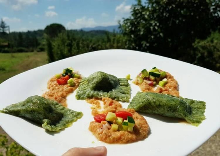 Ricetta Tapas Toscanacce Veggy