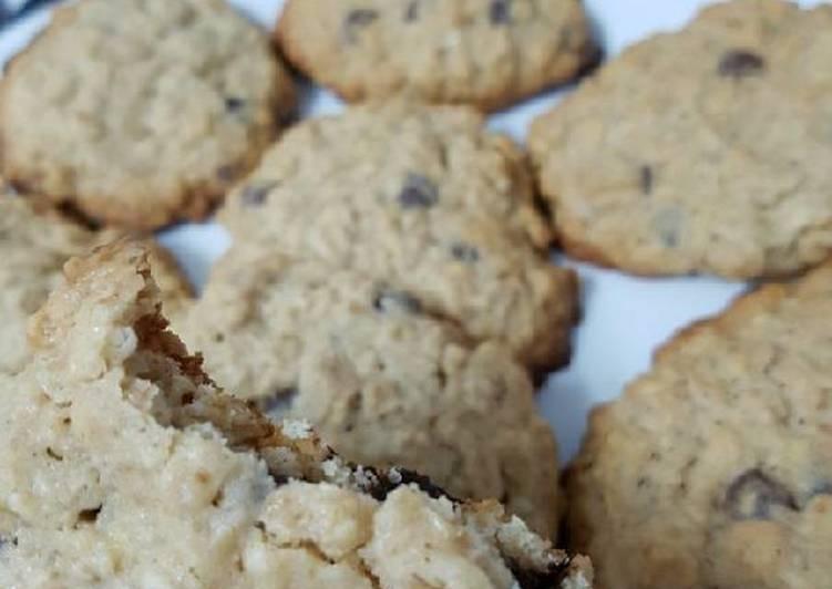 Oatmeal / Havermut Cookies/ Lacta Cookies ala Dapur Dina