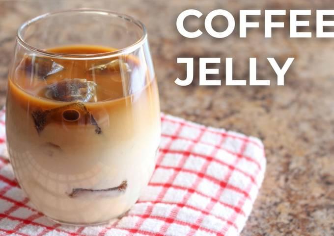 Coffee Jelly Latte