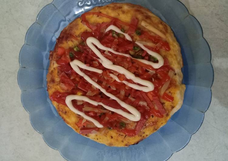 Pizza ala rumahan