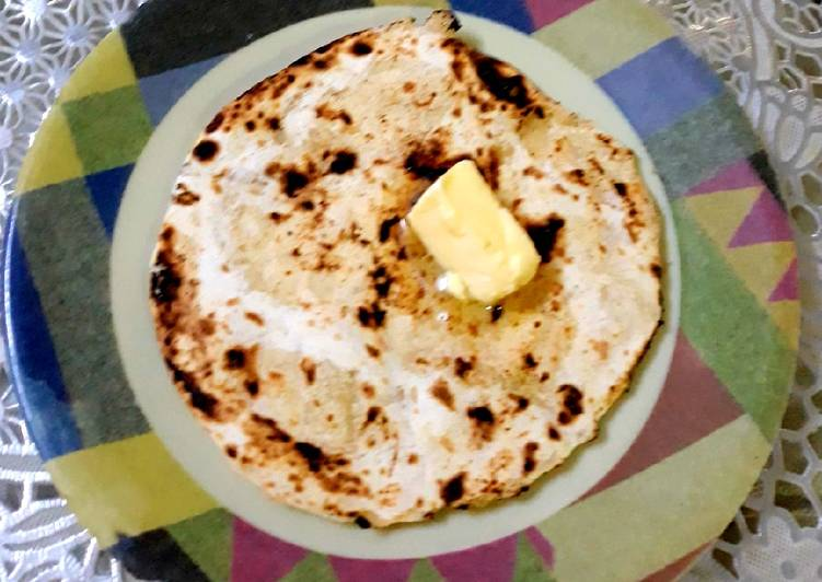 Simple Way to Prepare Quick Aloo Naan