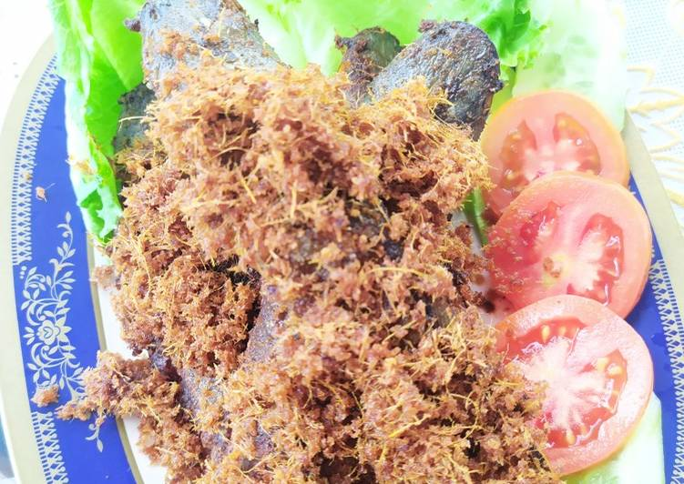Lele goreng Laos