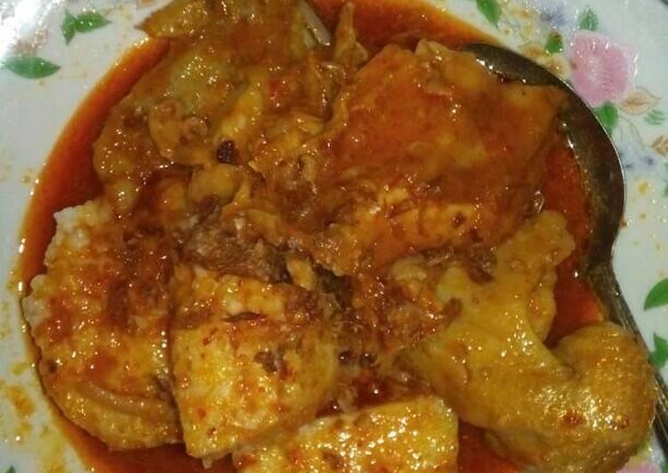 Resep Ayam bumbu Adhun khas Madura oleh Radhina Septika - Cookpad