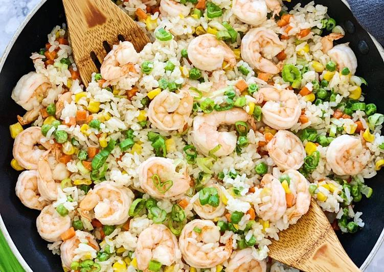 The Best Dinner Ideas Diet Perfect Shrimp Fried Rice