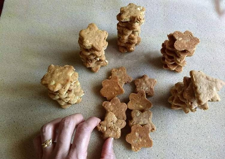 Pumpkin seeds & dryfruits cookies