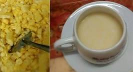 Hình ảnh món Cách làm sữa ngô