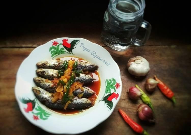 Ikan Pindang Masak Cabe Ijo