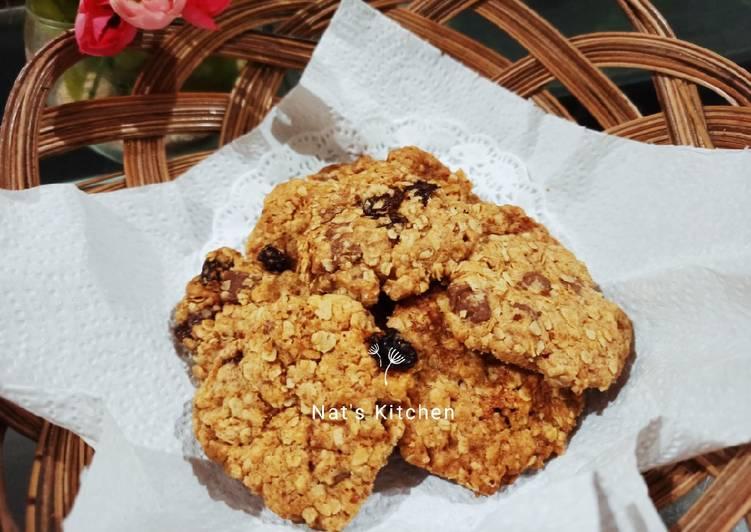 Cookies Havermut 🍪