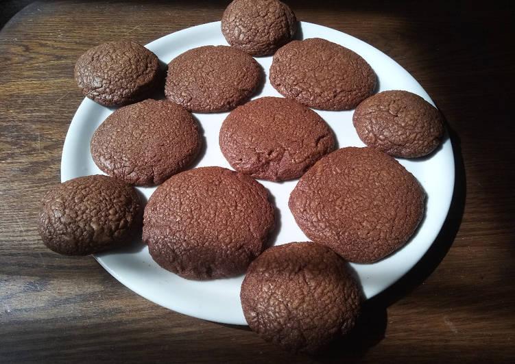 Le moyen le plus simple de Cuire Parfait Cookies tout choco