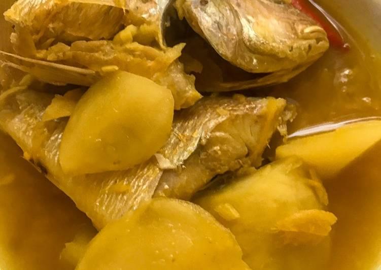 Resipi Sup Ikan Mangga Oleh Jennybib Cookpad