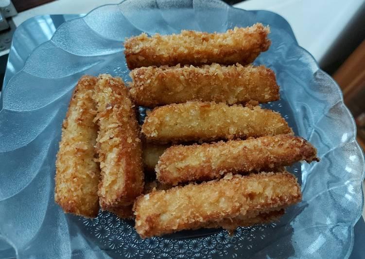 Langkah Mudah untuk Menyiapkan Nugget ayam wortel Anti Gagal