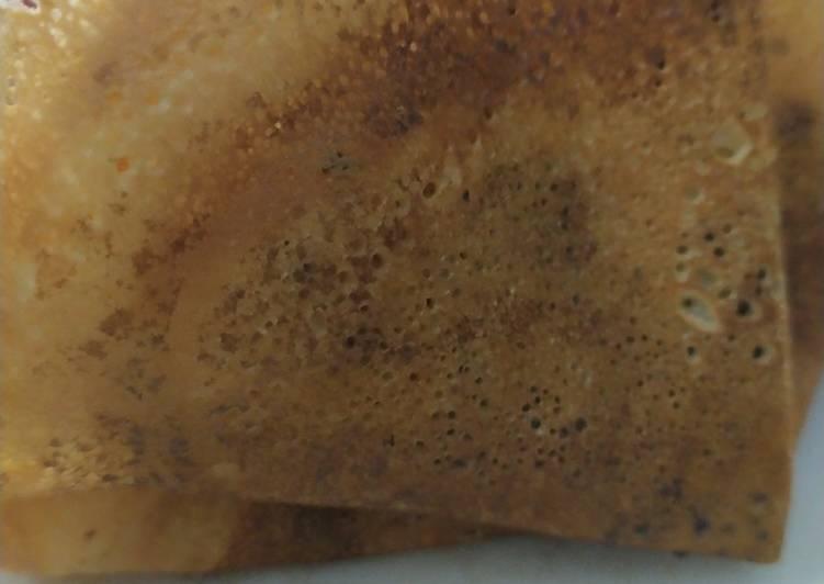 Leker (crepes ala rumahan) - cookandrecipe.com