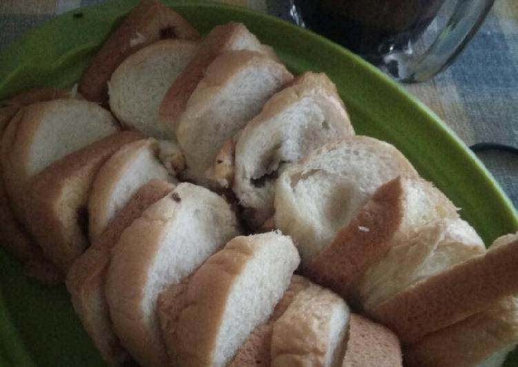 Resep Roti Kukus Simple Bikin Ngiler