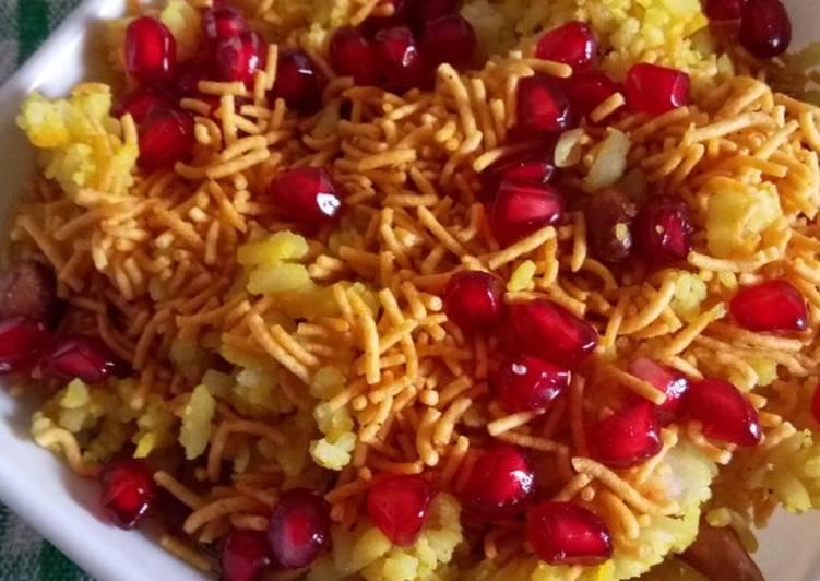 Special Indori poha