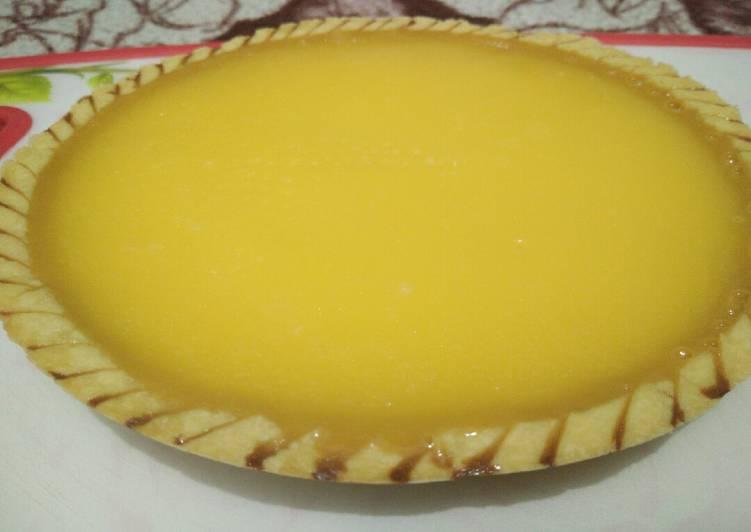 Pie Susu Teflon Mudah dan Sederhana