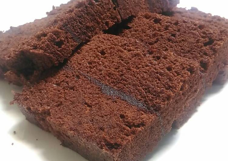 Brownies Kukus Mudah dan Ekonomis