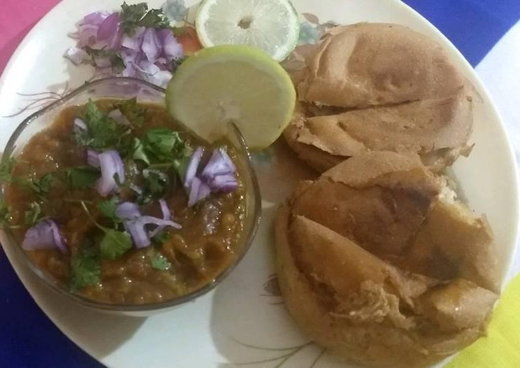 Recipe of Perfect Pav bhaji