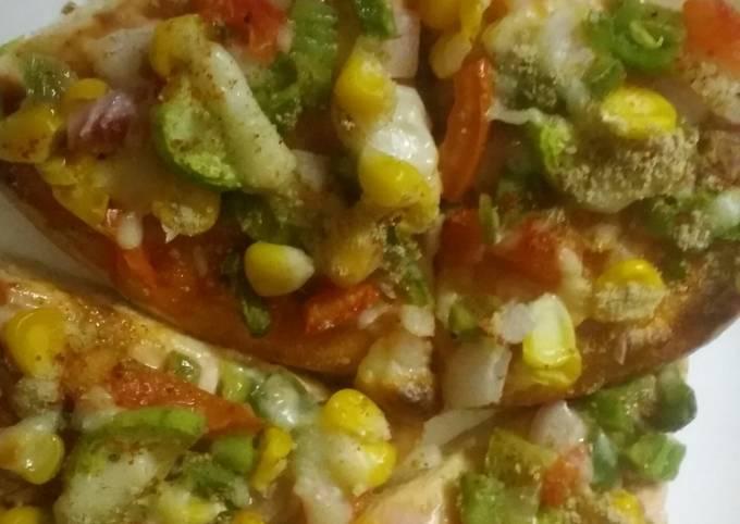 Veg Corn Piza