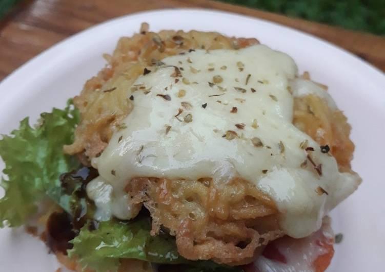 Burger Indomie Moza