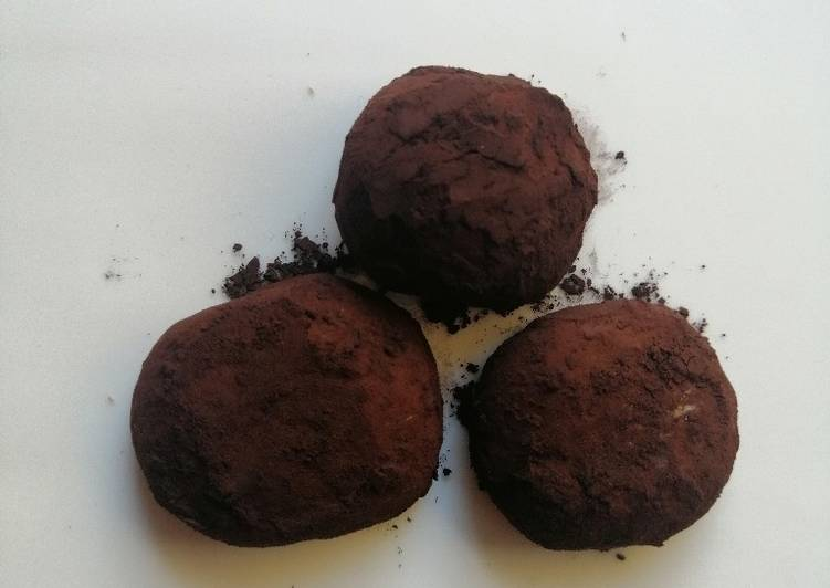Recipe of Most Popular Dark chocolate truffles