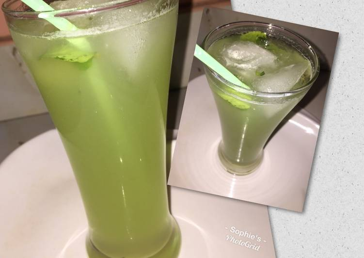 Step-by-Step Guide to Make Favorite Virgin mojito