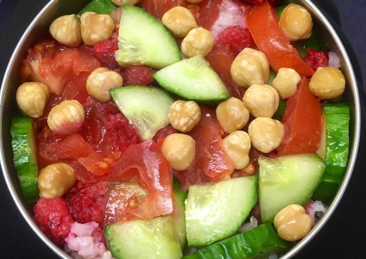 Recipe of Quick Healthy work lunch