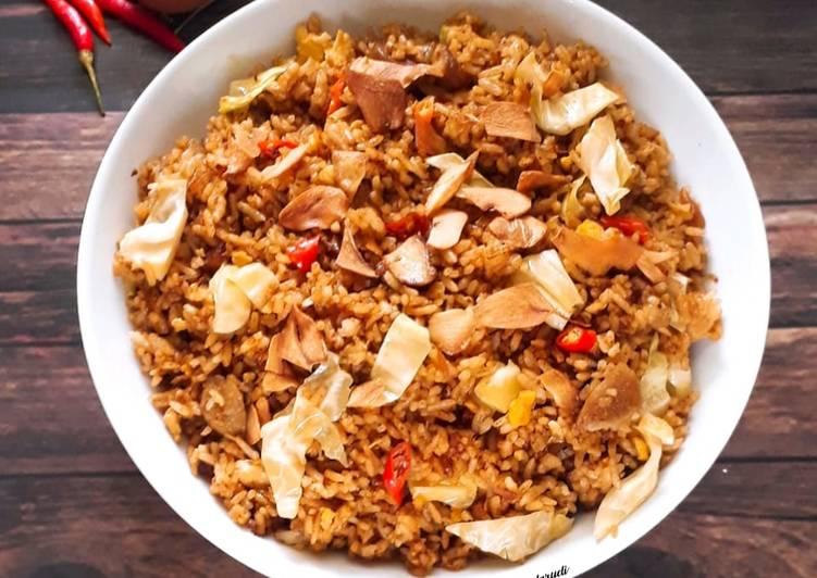 Nasi Goreng Aroma Kambing KW