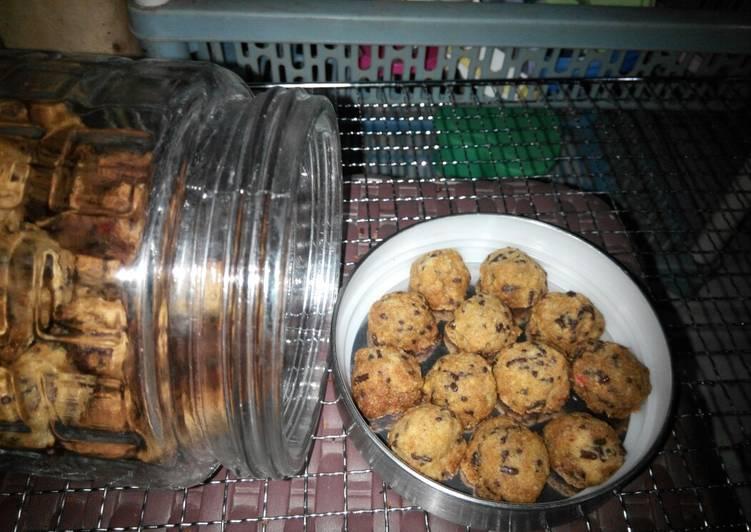 Cookies Tepung Panir Dg Meisis Super Renyah~Tnp Mixer Recommend