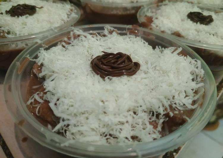 Stup roti cokelat