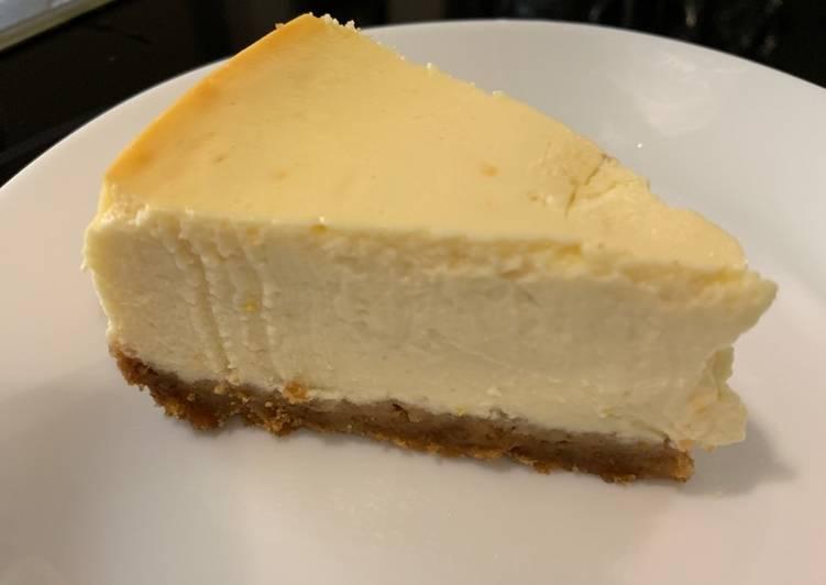 Recipe: Delicious Cheesecake