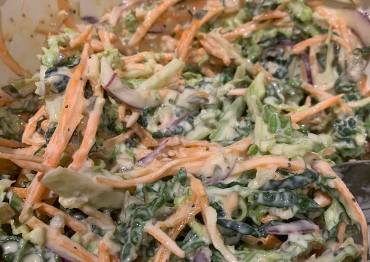 Step-by-Step Guide to Make Award-winning Autumn coleslaw