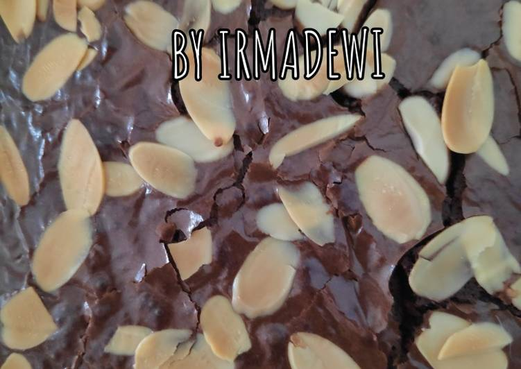 Fudge Brownies Panggang