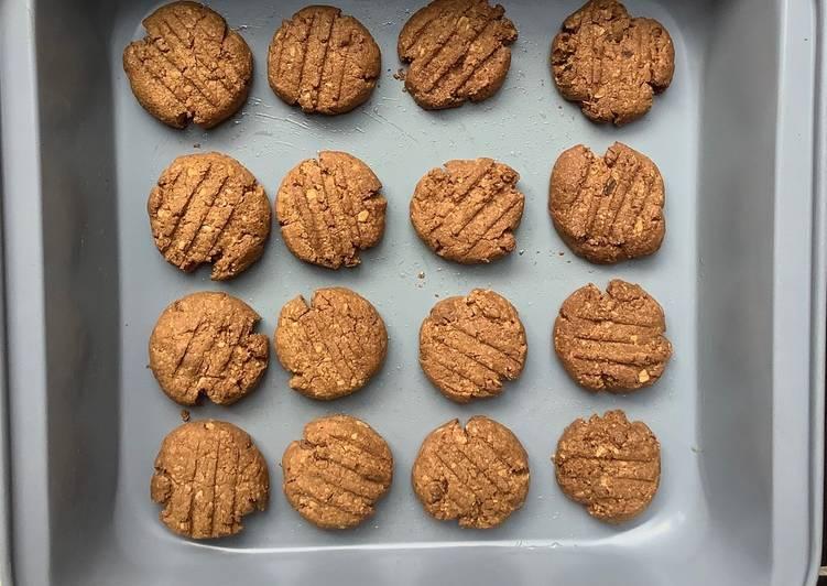 Chocobanana Oat Cookies Cemilan Sehat Simple