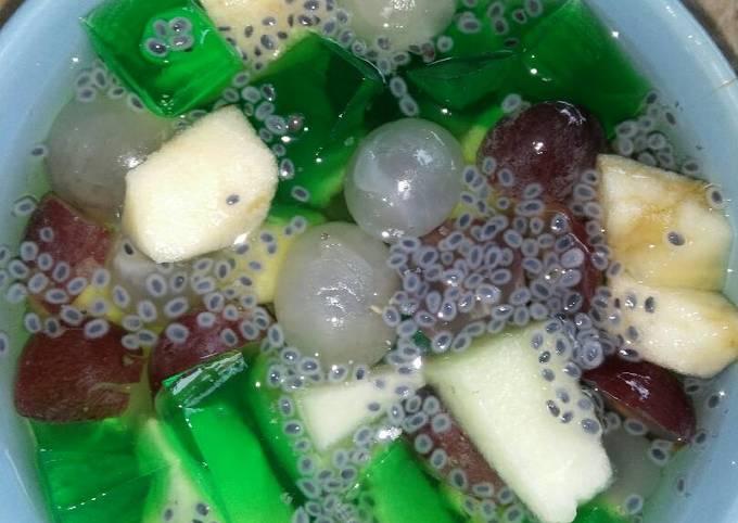 Es buah seadanya
