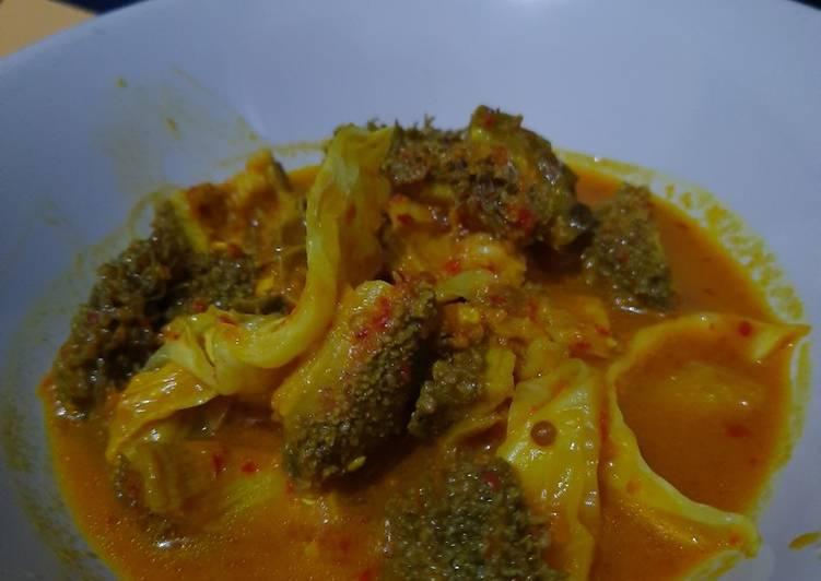 Tongseng babat sapi - cookandrecipe.com