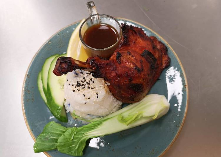 Easiest Way to Make Favorite Grilled duck thighs