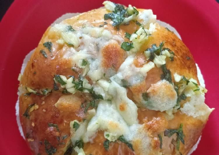 Mozarella korean garlic cheese cream