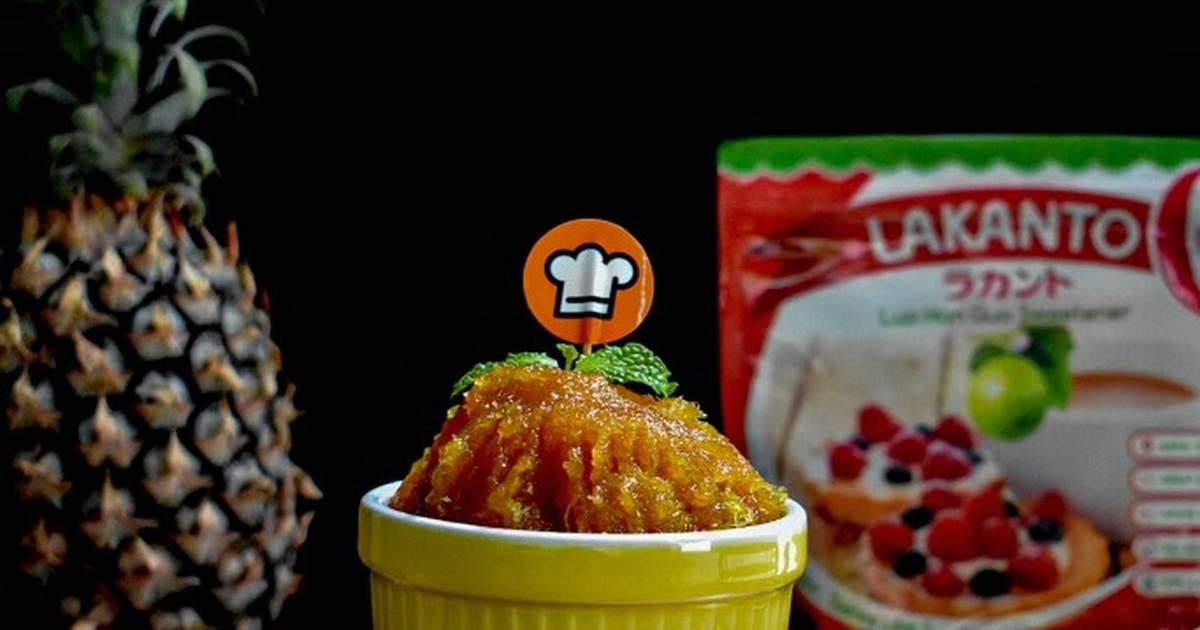 resepi filling  sedap  mudah oleh komuniti cookpad cookpad Resepi Cupcake Nenas Enak dan Mudah