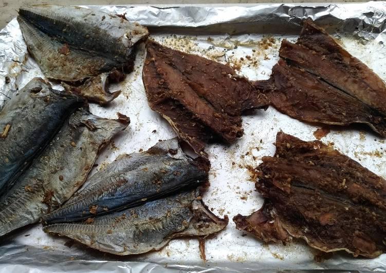 Dendeng Manis Ikan Kembung