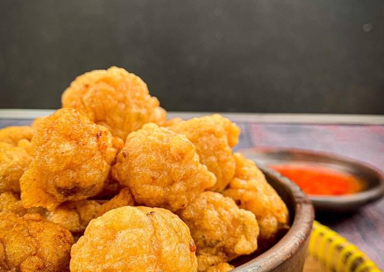Bakso Goreng Ayam Praktis
