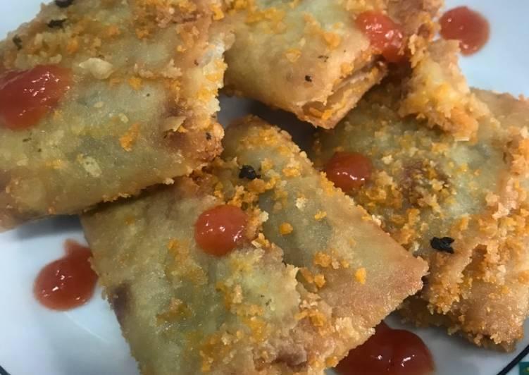 Resep Risol Jamur Crispy yang Enak