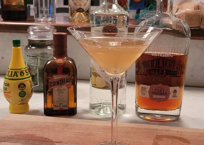 Bourbon Between the Sheets