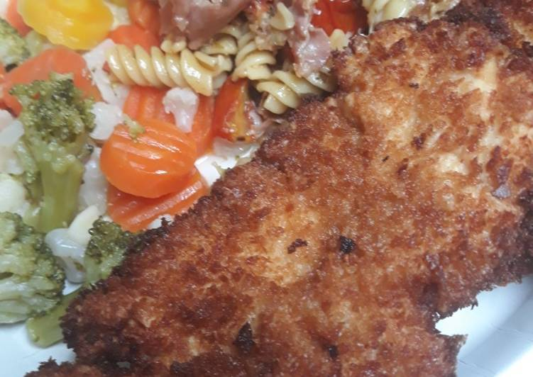 Your Health Can Be Affected By The Foods You Decide To Consume Chicken Schnitzel
