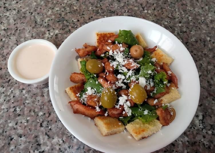 Easiest Way to Prepare Ultimate Caesar salad