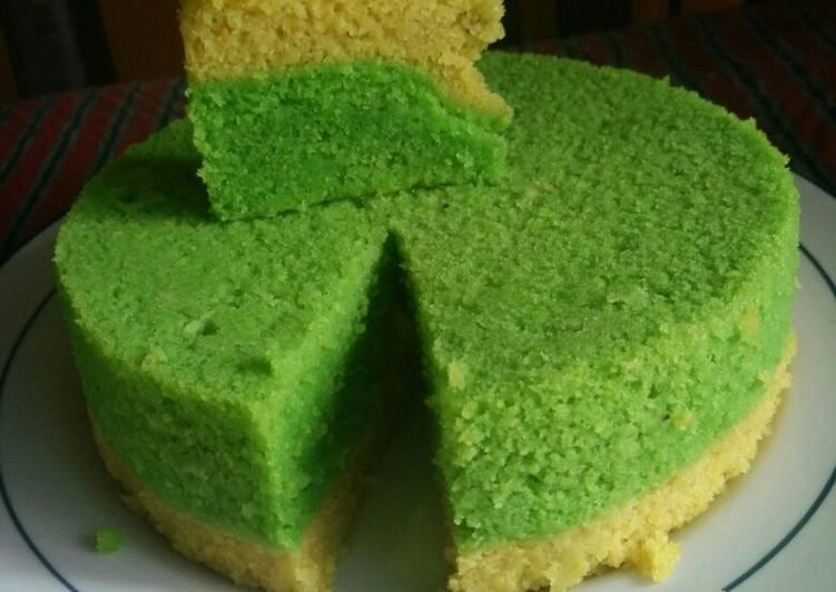 Resep Cake Ubi Kayu Singkong Oleh Vitry Rahmadani Cookpad
